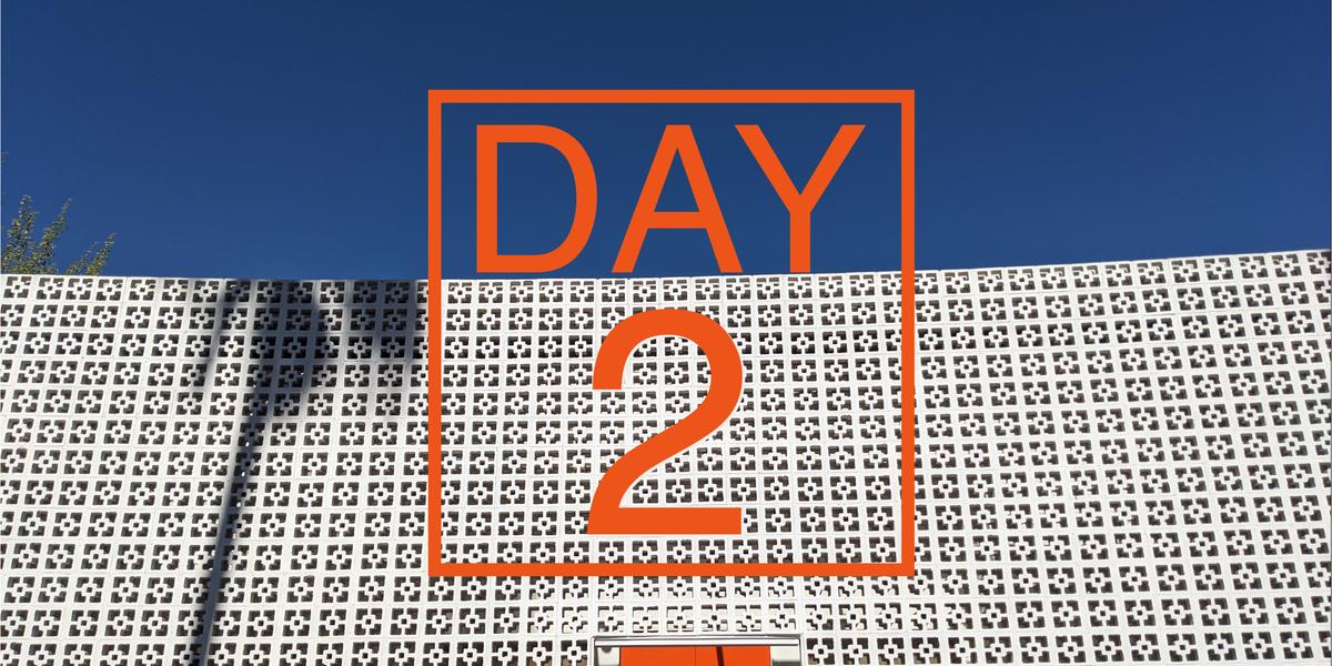 HDTC 2020 day 2